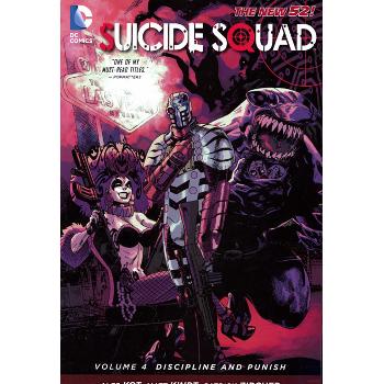 Suicide Squad Vol. 4 : Discipline and Punish TP (N52)