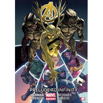 Avengers Vol. 3 : Prelude to Infinity TP