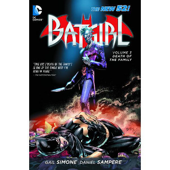 Batgirl Vol. 3 : Death of the Family TP (N52)