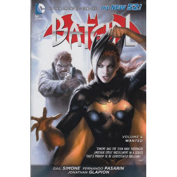 Batgirl Vol. 4 : Wanted HC (N52)