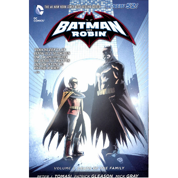 Batman and Robin Vol. 3 : Death of the Family TP (N52)