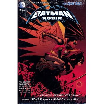 Batman and Robin Vol. 4 : Requiem For Damian HC (N52)