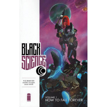 Black Science Vol. 1 : How to Fall Forever TP