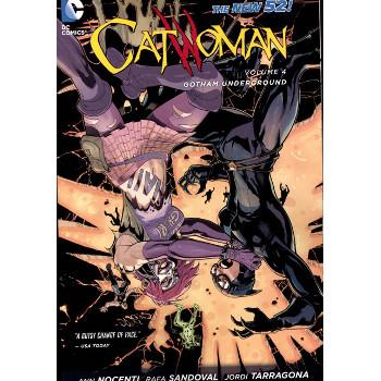 Catwoman Vol. 4 : Gotham Underground TP (N52)