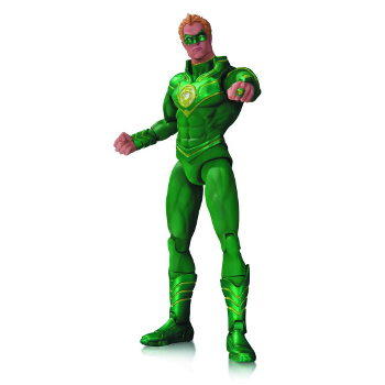 DC Earth 2 : Green Lantern action figure