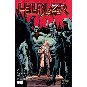 Hellblazer Vol. 08 : Rake at the Gates of Hell TP
