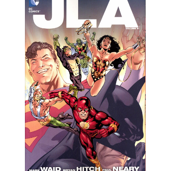 JLA Vol. 5 TP