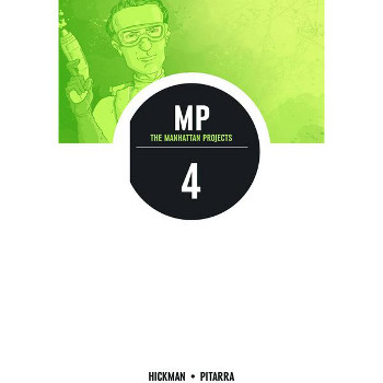 Manhattan Projects Vol. 4 TP
