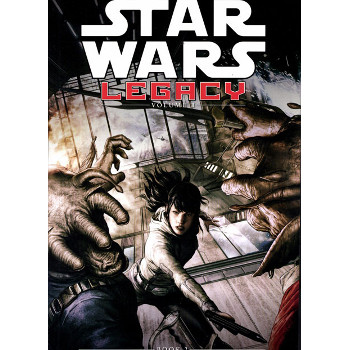 Star Wars Legacy II Vol. 2 : Outcasts of the Broken Ring TP