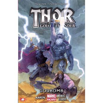 Thor God of Thunder Vol. 2 : Godbomb TP