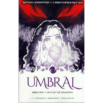 Umbral Vol. 1 : Out of the Shadows TP