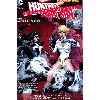 Worlds' Finest Vol. 3 : Control Issues TP (N52)