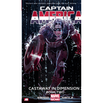 Captain America Vol. 2 : Castaway in Dimension Z Bk 2 TP