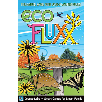 Fluxx : Eco Fluxx Card Game