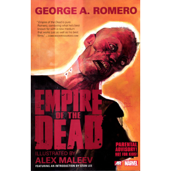 George Romero's Empire of the Dead Vol. 1 TP