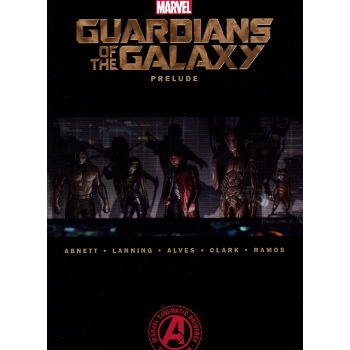 Guardians of the Galaxy Prelude TP