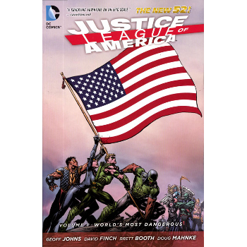 Justice League of America Vol. 1 : World's... Dangerous TP (N52)