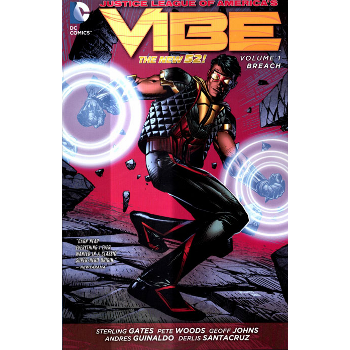 Justice League of America's Vibe Vol. 1 : Breach TP (N52)