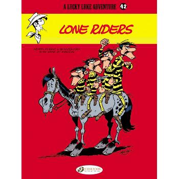 Lucky Luke Adventure Vol. 42 : Lone Riders (O) SC