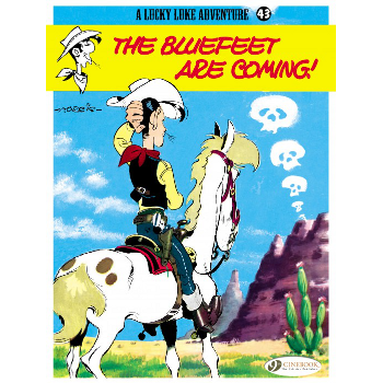 Lucky Luke Adventure Vol. 43 : Bluefeet are Coming! (O) SC