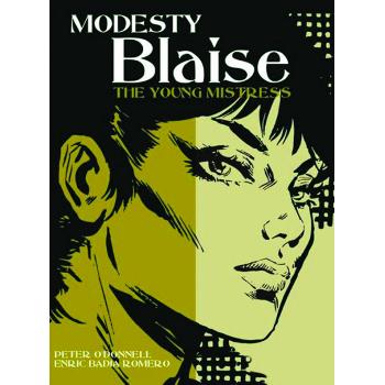 Modesty Blaise : The Young Mistress (O)SC