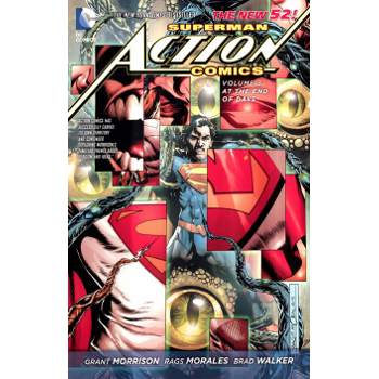 Superman : Action Comics Vol. 3 : At the End of Days TP (N52)