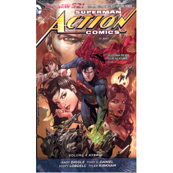 Superman : Action Comics Vol. 4 : Hybrid HC (N52)
