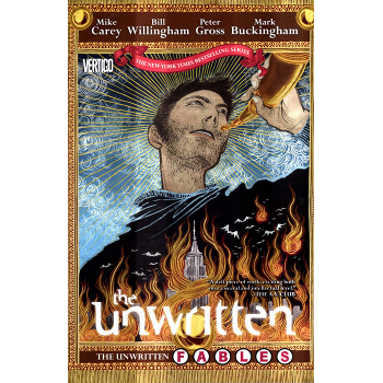 Unwritten Vol. 9 : Unwritten Fables TP