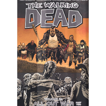 Walking Dead Vol. 21 : All Out War Part 2 TP