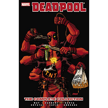Deadpool Complete Collection by Daniel Way Vol. 4 TP
