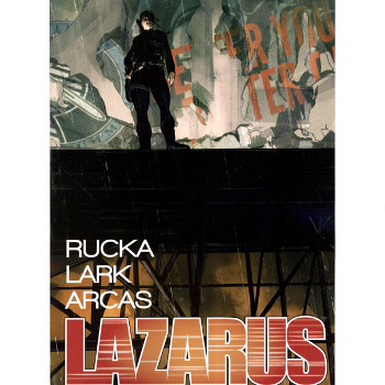 Lazarus Vol. 02 TP