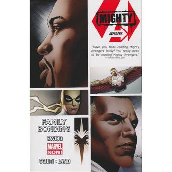 Mighty Avengers Vol. 2 : Family Bonding TP