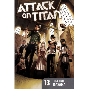 Attack on Titan Vol. 13 SC
