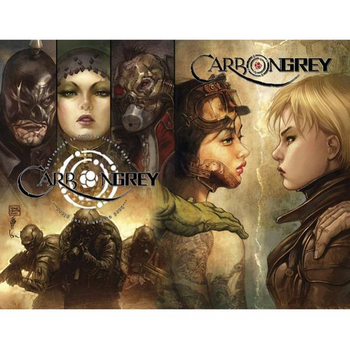 Carbon Grey Vol. 3 : Mothers of Revolution TP
