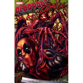 Deadpool vs Carnage TP