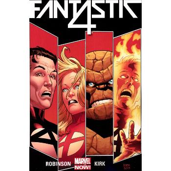 Fantastic Four (2014) Vol. 1 : Fall of Fantastic Four TP