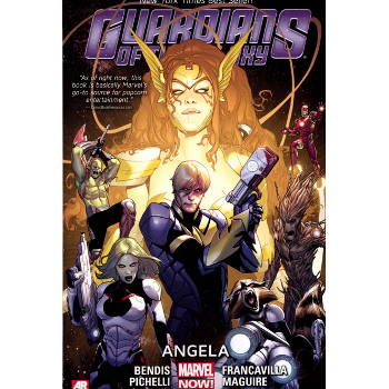 Guardians of the Galaxy Vol. 2 : Angela TP