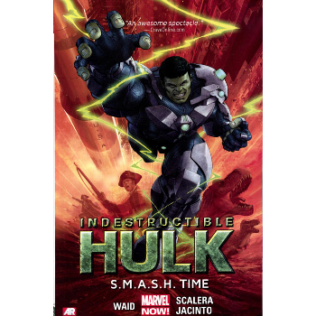 Indestructible Hulk Vol. 3 : SMASH Time TP