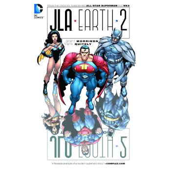 JLA : Earth 2 - New Edition TP