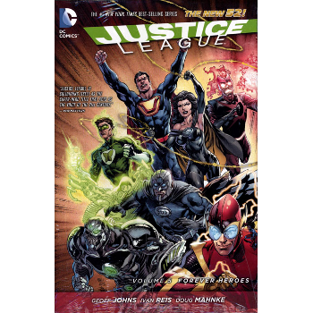 Justice League Vol. 5 : Forever Heroes HC (N52)
