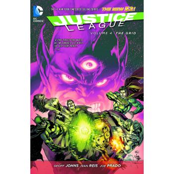 Justice League Vol. 4 : The Grid TP (N52)