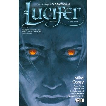 Lucifer Bk. 4 TP