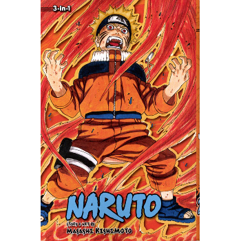 Naruto 3-in-1 Edition Vol. 09 SC