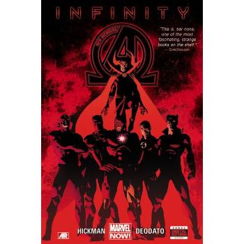 New Avengers Vol. 2 : Infinity TP