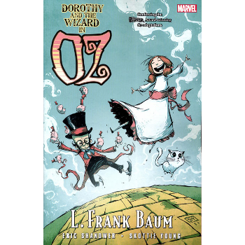 Oz : Dorothy and the Wizard in Oz TP