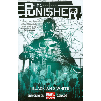 Punisher (2014) Vol. 1 : Black and White TP