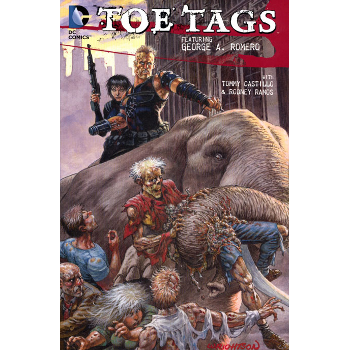 Toe Tags Featuring George Romero TP