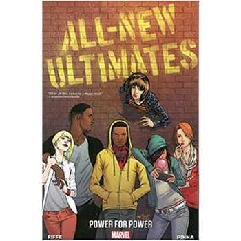 All-New Ultimates Vol. 1 : Power For Power TP