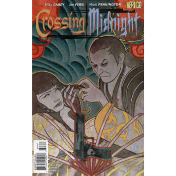 Crossing Midnight #3 - Signed