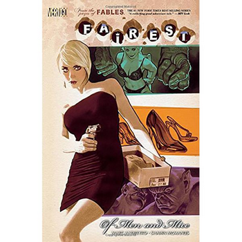 Fairest Vol. 4 : Of Men and Mice TP